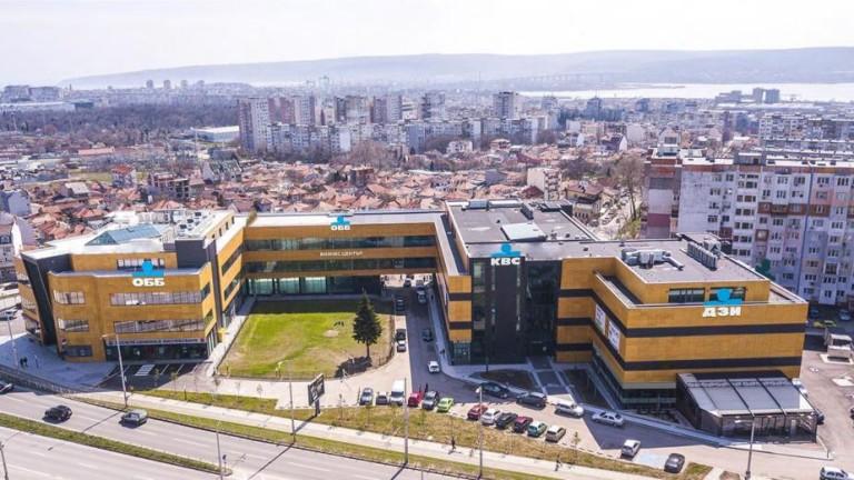 Застрахователната компания ДЗИ е придобила сградите на Mall Varna, съобщиха