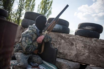 Сепаратистите признаха, че има руски войници в Украйна