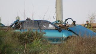 Два влака удариха кола до Михайлово и Калояново