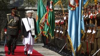 Президентът на Афганистан подписа споразумение с Касапина от Кабул