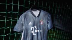 Байерн (Мюнхен) се похвали с нов екип за Шампионската лига (СНИМКИ)