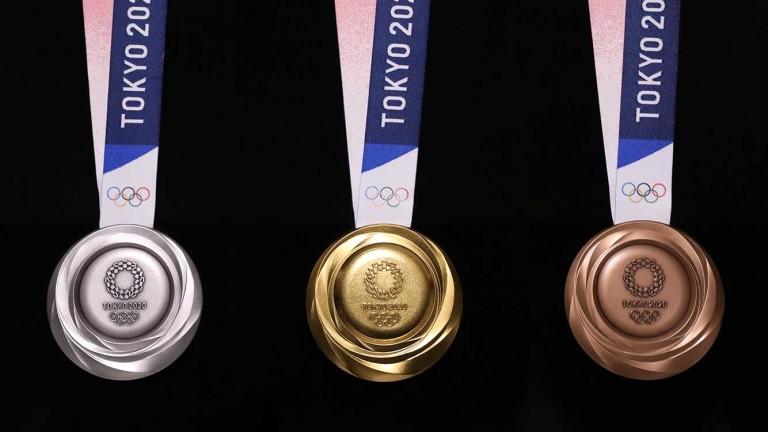 Рециклирано злато и сребро от смартфони ще бъде използвано за медалите за Олимпиада 2020