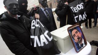 Активисти на Кунева показаха как ГЕРБ и БСП правят избори