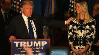 Доналд Тръмп се сдоби с осми внук