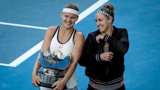 Метек-Сандс и Шафаржова триумфираха при женските двойки