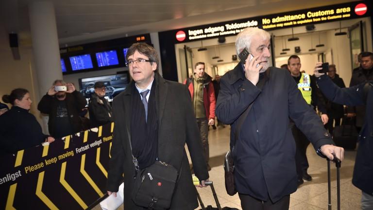Съдия от Върховния съд на Испания отказа да издаде нова