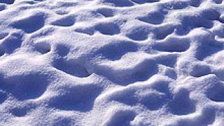 Изкуствен снеговалеж създадоха в Китай