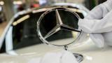 Mercedes-Benz намали за трети път прогнозата си за печалба