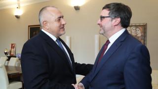 Сигурността и отбраната са в основата на диалога между България и САЩ