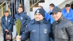 Треньорът на Созопол: Ще гоним до последно оставане в професионалния футбол