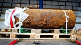 Нова бомба от войната е обезвредена в Берлин