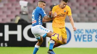 Наполи - Рома 1:1, Мертенс изравнява в последната минута!