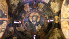 Боянската църква посреща Коледа с ново осветление
