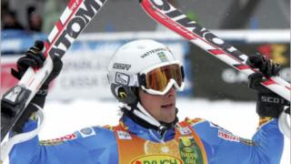 Маркус Ларсон спечели в Алта Бадия