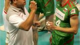 Мартин Стоев къса с волейбола