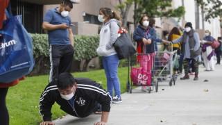 Броят на заразените с коронавирус може да е до 85 пъти по-голям от официалните данни