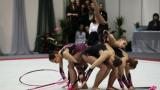 Девойките грабнаха бронза на Европейското по художествена гимнастика