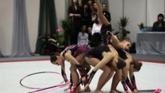 Ансамблите по художествена гимнастика ще си оспорват титлата от Държавното първенство