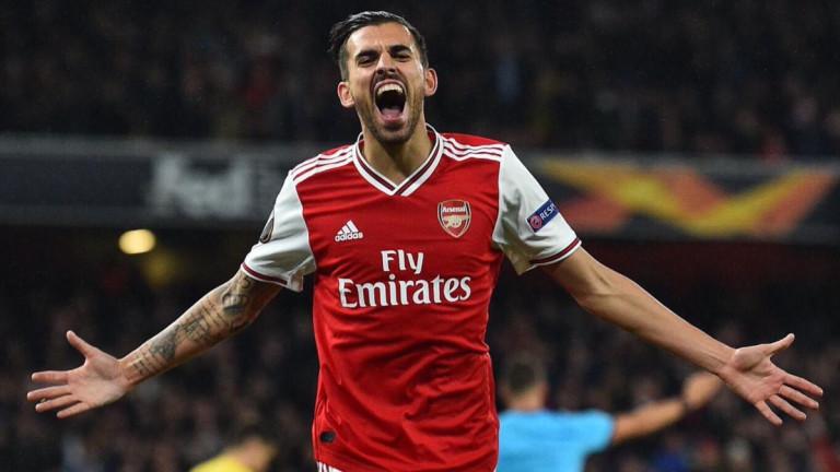 Дани Себайос: Бих дал душата си за Арсенал