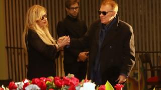 Над 4 часа публиката се прощаваше с актрисата Стоянка Мутафова