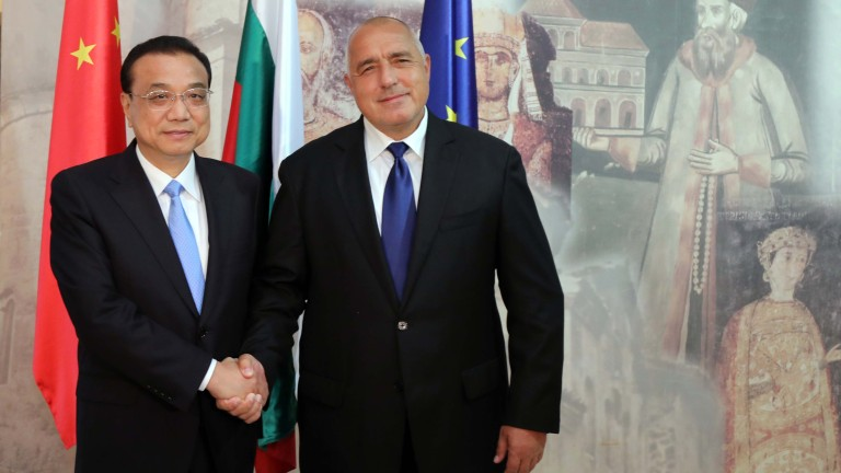 Срещите между Китай и България в рамките на формата 16+1