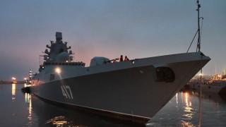 През юли руският флот ще получи модерна фрегата