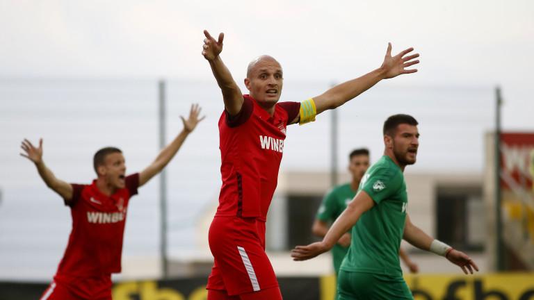 Царско село пуска жалба срещу съдийството на мача с Ботев (Враца)