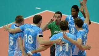 Зенит победи Белогорие в мач от Шампионската лига