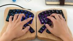 Keyboardio - клавиатурата от дърво, която искаме веднага