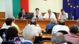 Борисов в Пазарджик за туширане на напрежението с чумата по свинете