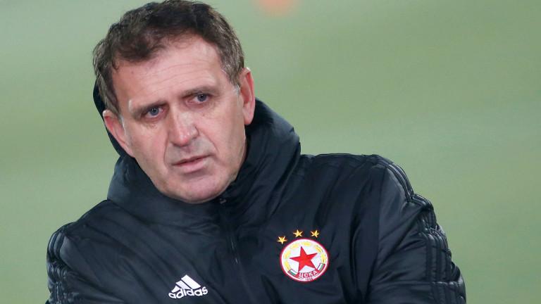 Акрапович и Пардю настояват за ново попълнение в атаката на ЦСКА?