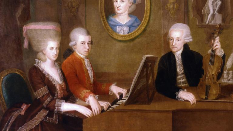 Как са прекарвали деня си Моцарт, Пикасо и Волтер?