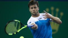 Райън Харисън ще играе срещу Даниил Медведев на 1/4-финал в Уинстън Сейлъм