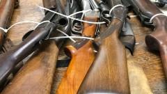 При проверка на рибарник полицаи откриха пушки самоделки