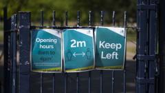 Коронавирусът във Великобритания увеличил смъртността с 64 500 случая