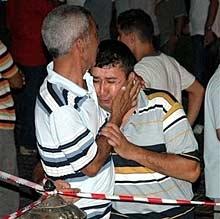 Три експлозии разтърсиха турския курорт Мармарис