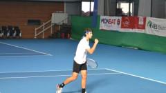 Александър Донски на финал в Созопол