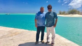 Руски милионер възстановява Руската империя на затънтени острови в Тихия океан