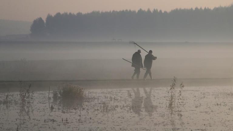 Сряда започва с мъгли