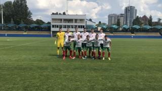 """България U21 завърши на трето място на """"Валери Лобановски"""""""