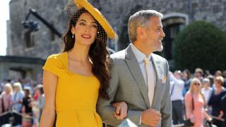 Бекъм и Клуни сред гостите на кралската сватба