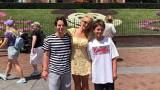 Бритни Спиърс, Сам Асгари, двамата й синове и една разходка в Дисниленд
