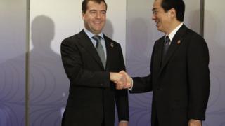 Русия и Япония се помиряват за Курилите?