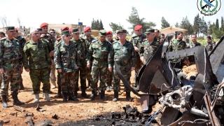 Провал за ударите на САЩ в Сирия?