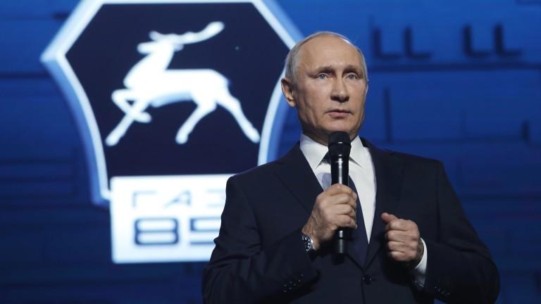"""Сирия е освободена след пълен разгром над """"Ислямска държава"""", обяви Москва"""