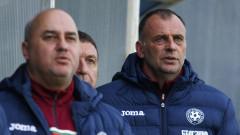 Тони Здравков: Напълно заслужено спечелихме тези важни три точки