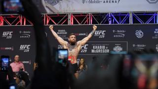 Макгрегър вече преговаря за следващия си UFC мач