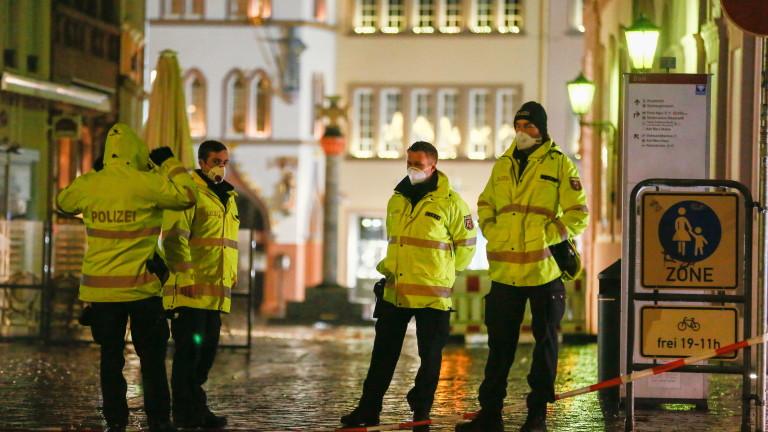 Полицията в германския град потвърди, че петима души са загинали