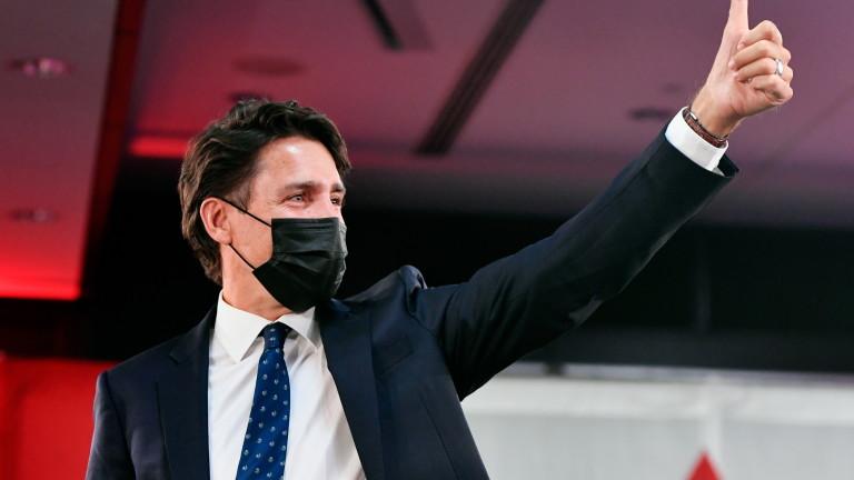 Премиерът на Канада Джъстин Трюдо съобщи, че двамата задържани в