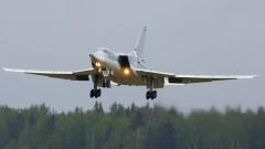 Излезе видео от полет на руски бомбардировачи Ту-22М3 над Черно море